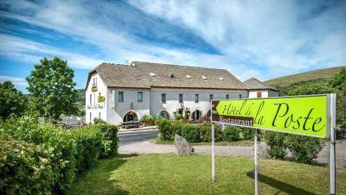 Hotel de la Poste (48) Chateauneuf de Randon